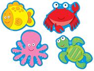Sea life accents