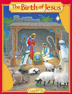 Learning chart the birth of jesus  story chart