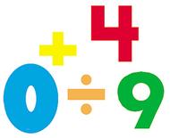 Sticker number supershapes