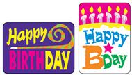 Applause stickers happy birthday