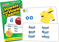 Flash cards vowels & vowel teams  72/box