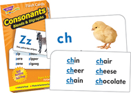 Flash cards consonants 72/box