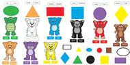 Bb set colors & shapes