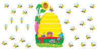 Bb set busy bees job chart plus