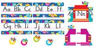 Owl stars alphabet bb set