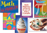 Math matters combo sets argus  posters
