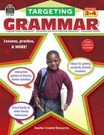 Targeting grammar gr 3-4