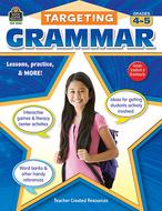 Targeting grammar gr 4-5