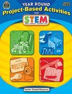 Year round gr pk-k project based  activities for stem
