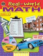 Real world math gr 5-8