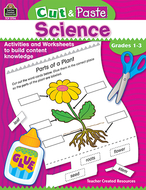 Cut & paste science gr 1-3
