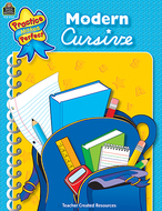 Modern cursive gr 1-2 practice  makes perfect