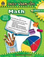 Daily warm-ups math gr 4