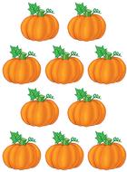 Pumpkins accents