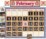 School time calendar bulletin brd