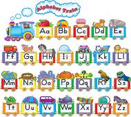 Alphabet train bb set