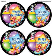 Happy birthday wear em badges