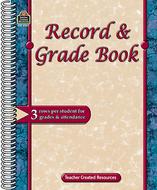 Record & grade book