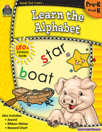 Ready set learn learn the alphabet  gr pk-k