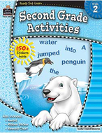 Ready set learn second grade  activities