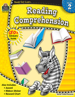 Ready set lrn reading comprehension  gr 2