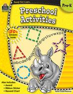 Ready set lrn preschool activities  gr pk