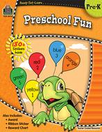 Ready set learn preschool fun gr pk