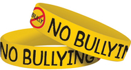 No bullying wristbands 10 pk