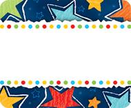 Stars name tags