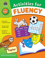 Activities for fluency gr 1-2