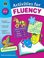 Activities for fluency gr 3-4