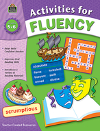 Activities for fluency gr 5-6