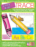 Little kids can trace ages 3-6
