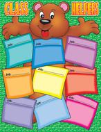 Bear helper friendly chart