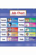 Class jobs pocket chart gr k-5