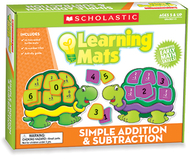 Learning mats simple addition &  subtraction