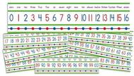 Mini bb set numbers 0-100