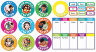 Classroom center signs bb set  gr pk-5