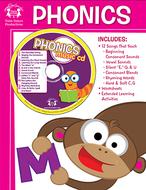 Workbook songs that teach phonics  workbook & cd