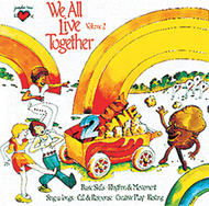 We all live together volume 2 cd  greg & steve