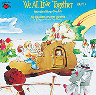 We all live together volume 3 cd  greg & steve