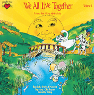 We all live together volume 4 cd  greg & steve