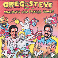 Holidays & special times cd greg &  steve