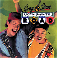 Rockin down the road cd greg &  steve