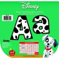 101 dalmatians spots deco letters