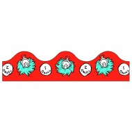 Dr seuss thing 1 & 2 deco trim