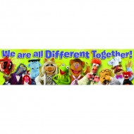 Muppets all different classroom  banner