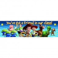 Toy story youve got a friend  classroom banner