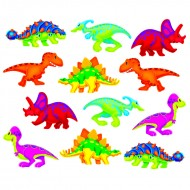 Dino mite pals mini accents variety  pack