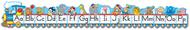Bb set alphabet train zaner-bloser